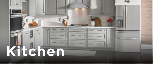Here it is, the Kitchen. The heart of your home
