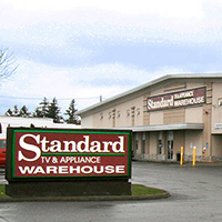 standard appliance warehouse