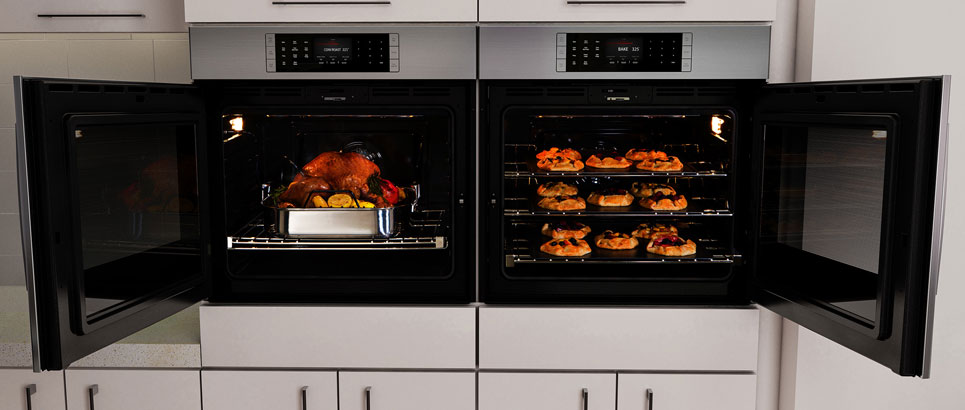 bosch benchmark sideopening wall ovens