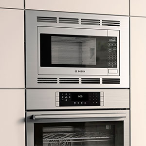bosch microwaves