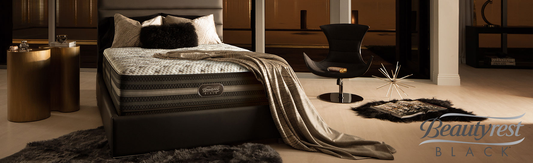 beautyrest black mattresses on sale