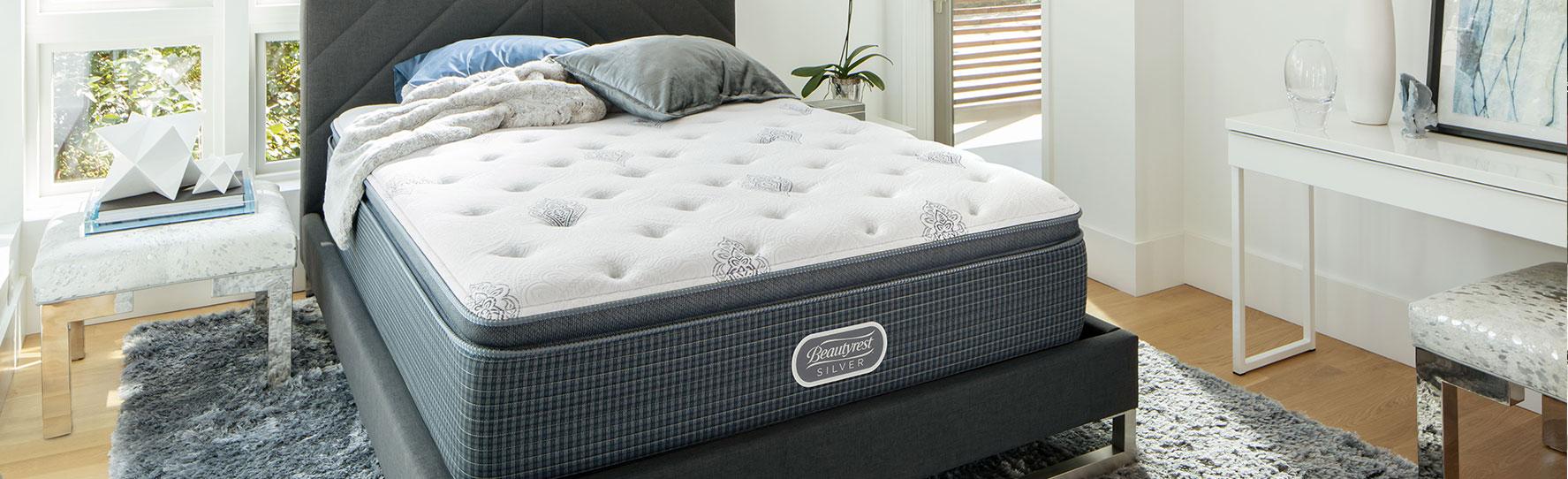 beautyrest silver mattress