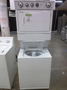 "Whirlpool27"" GAS LAUNDRY CENTER"