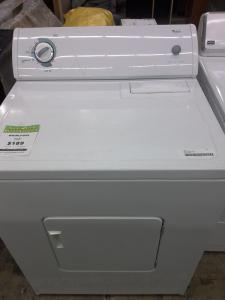 WhirlpoolELECTRIC DRYER