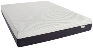 "BeautySleepMemory Foam Mattress-In-A-Box 10"" Profile"