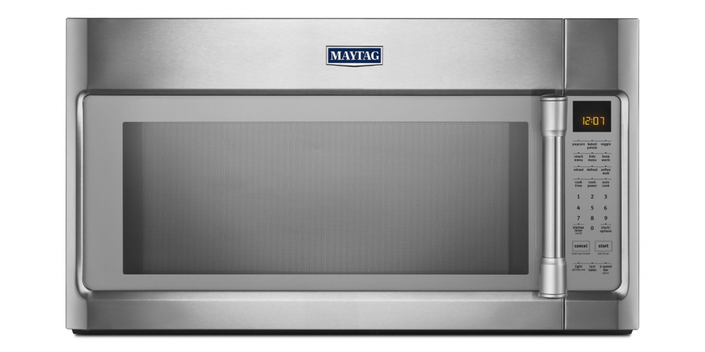 Mmv5219dsmaytag Over The Range Microwave With Wideglide