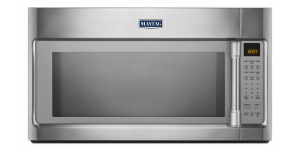 MaytagOVER-THE-RANGE MICROWAVE WITH WIDEGLIDE� TRAY - 2.1 CU. FT.