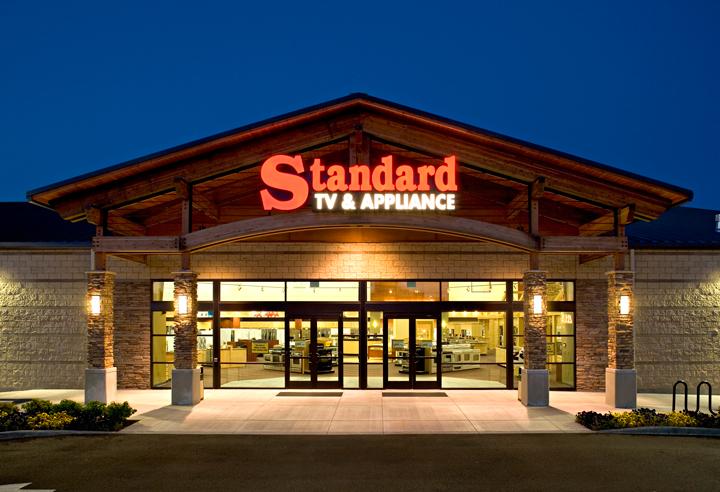 standard tv appliance Visit Us - Standard TV