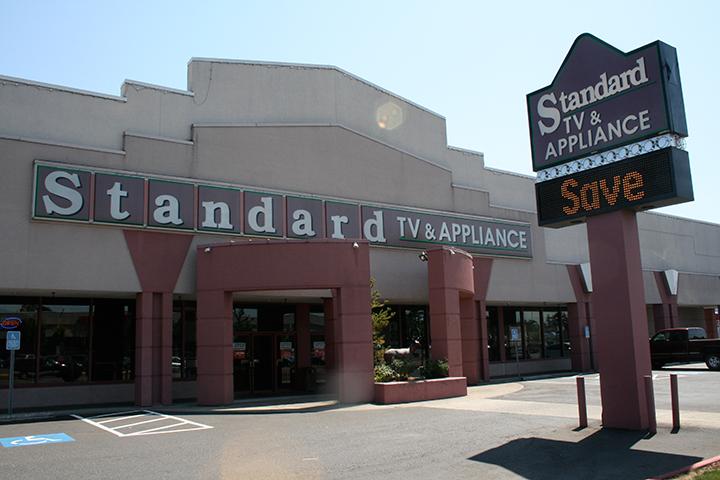 Visit Us - Standard TV & Appliance